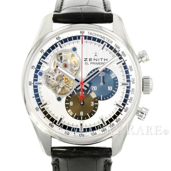 ゼニス クロノマスター エル・プリメロ オープン 03.2040.4061/69.C496 ZENITH 腕時計 バックル|gallery-rare