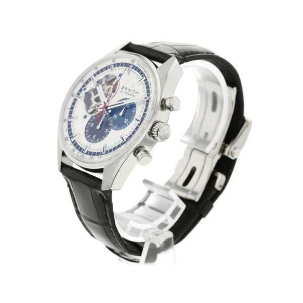 ゼニス クロノマスター エル・プリメロ オープン 03.2040.4061/69.C496 ZENITH 腕時計 バックル|gallery-rare|02