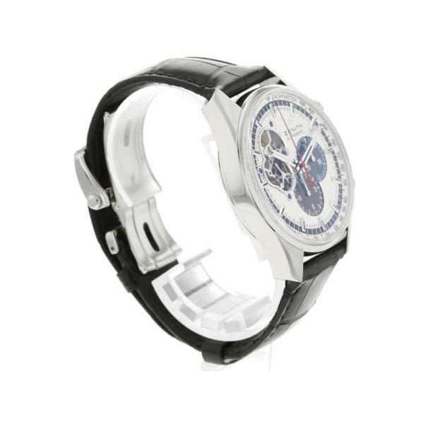 ゼニス クロノマスター エル・プリメロ オープン 03.2040.4061/69.C496 ZENITH 腕時計 バックル|gallery-rare|04