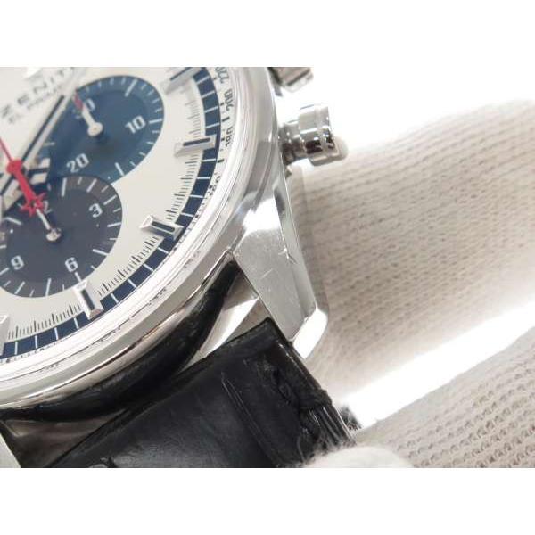 ゼニス クロノマスター エル・プリメロ オープン 03.2040.4061/69.C496 ZENITH 腕時計 バックル|gallery-rare|07