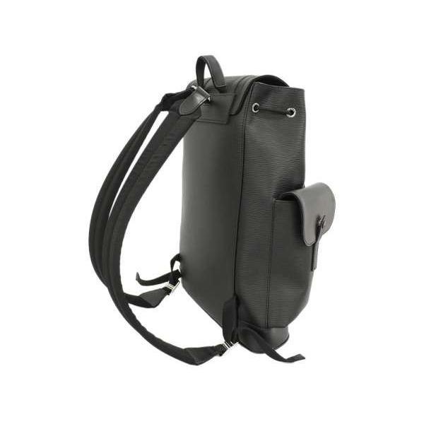 ルイヴィトン リュック エピ クリストファーPM M50159 ノワール LOUIS VUITTON ヴィトン バックパック メンズ 黒|gallery-rare|02