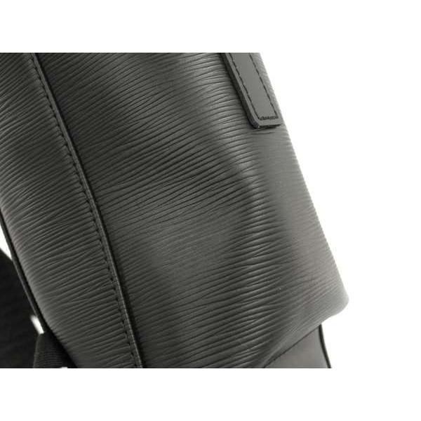 ルイヴィトン リュック エピ クリストファーPM M50159 ノワール LOUIS VUITTON ヴィトン バックパック メンズ 黒|gallery-rare|05