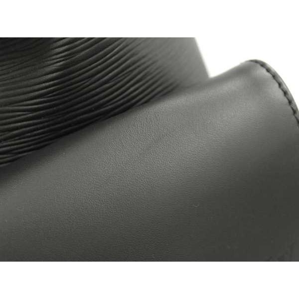 ルイヴィトン リュック エピ クリストファーPM M50159 ノワール LOUIS VUITTON ヴィトン バックパック メンズ 黒|gallery-rare|06