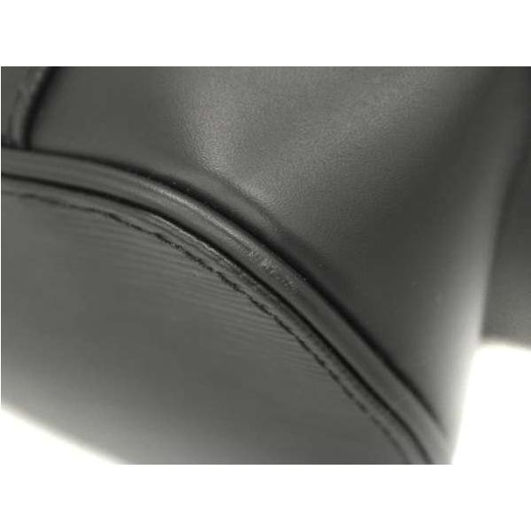 ルイヴィトン リュック エピ クリストファーPM M50159 ノワール LOUIS VUITTON ヴィトン バックパック メンズ 黒|gallery-rare|09