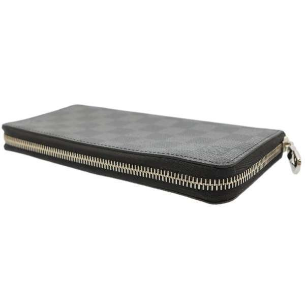purchase cheap dfb08 765a1 ルイヴィトン 長財布 ダミエグラフィット ジッピーウォレット・ヴェルティカル N63095 LOUIS VUITTON ヴィトン 財布 メンズ