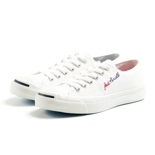コンバース ジャックパーセル ロゴステッチ RH メンズ レディース ユニセックス ローカット OX スニーカー シューズ 靴 ホワイト グレー|gallerymc|03
