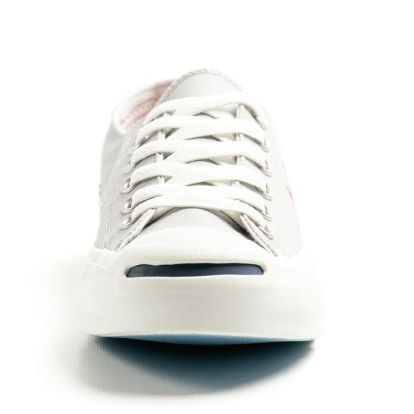 コンバース ジャックパーセル ロゴステッチ RH メンズ レディース ユニセックス ローカット OX スニーカー シューズ 靴 ホワイト グレー|gallerymc|08