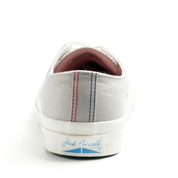 コンバース ジャックパーセル ロゴステッチ RH メンズ レディース ユニセックス ローカット OX スニーカー シューズ 靴 ホワイト グレー|gallerymc|09