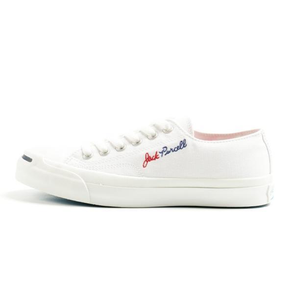 コンバース ジャックパーセル ロゴステッチ RH メンズ レディース ユニセックス ローカット OX スニーカー シューズ 靴 ホワイト グレー|gallerymc|10