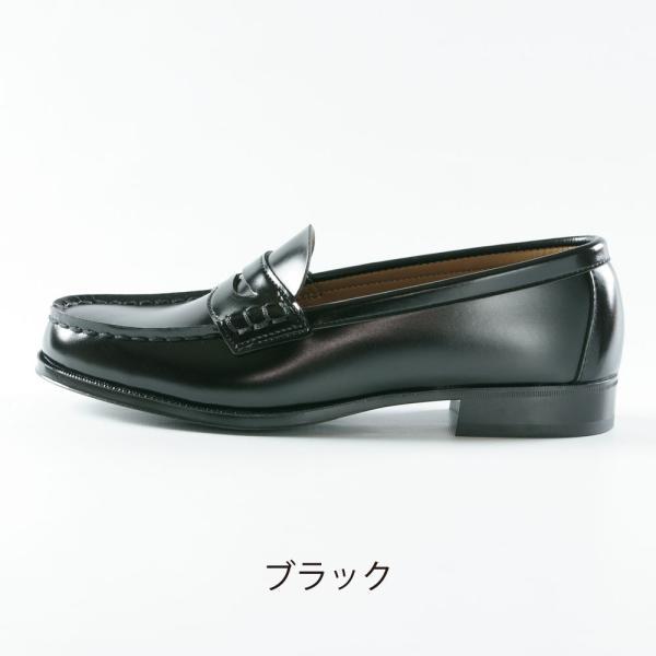 ローファー HARUTA ハルタ 日本製 レディース 4514 通学 学生 靴 2E 合皮 合成皮革 学校 gallerymc 02
