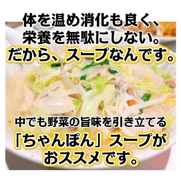 ちゃんぽんスープ 20食セット|gamadasu|03
