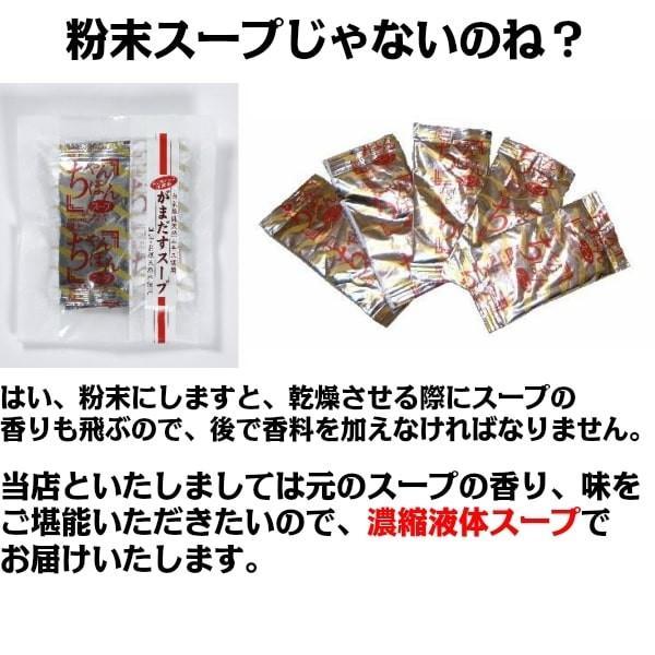 ちゃんぽんスープ 20食セット|gamadasu|06