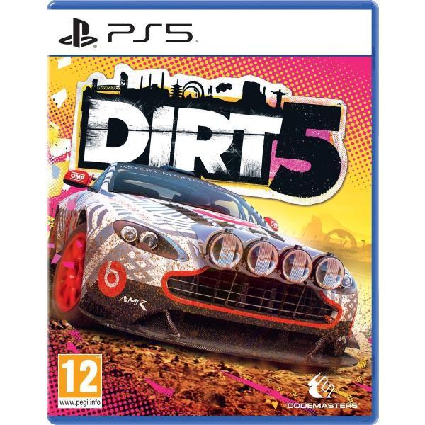 DiRT5(輸入版)-PS5