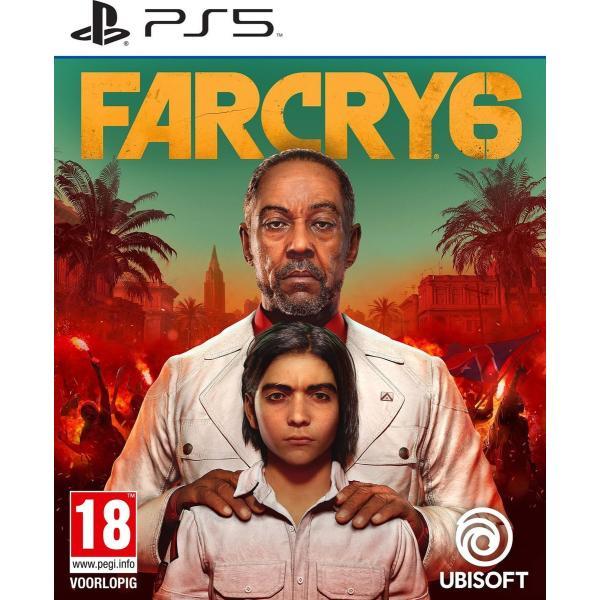 FarCry6(輸入版)-PS5