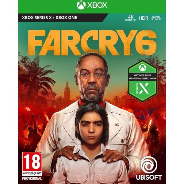 FarCry6(輸入版)-XboxSeriesX