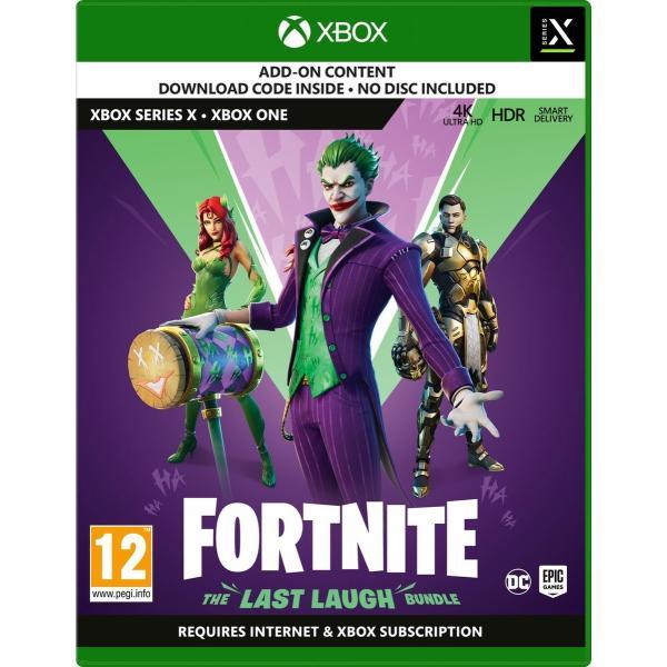 Fortnite-TheLastLaughBundle(輸入版)-XboxSeriesX