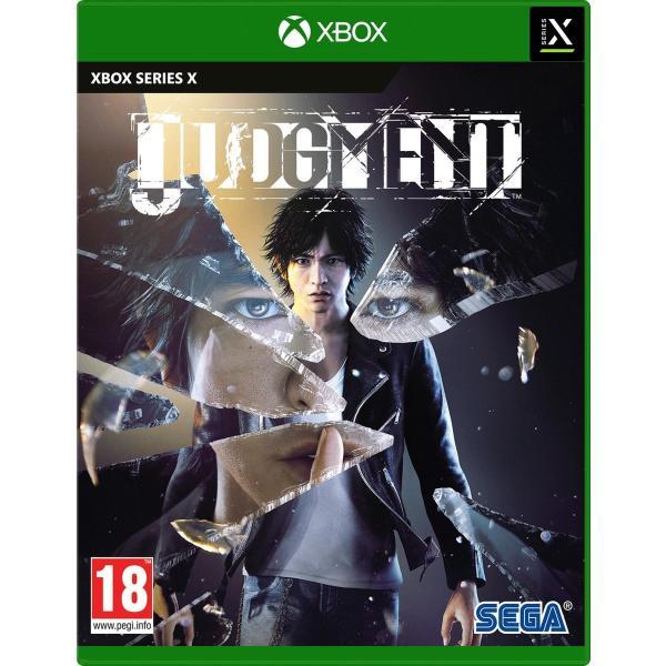 Judgment(輸入版)-XboxSeriesX