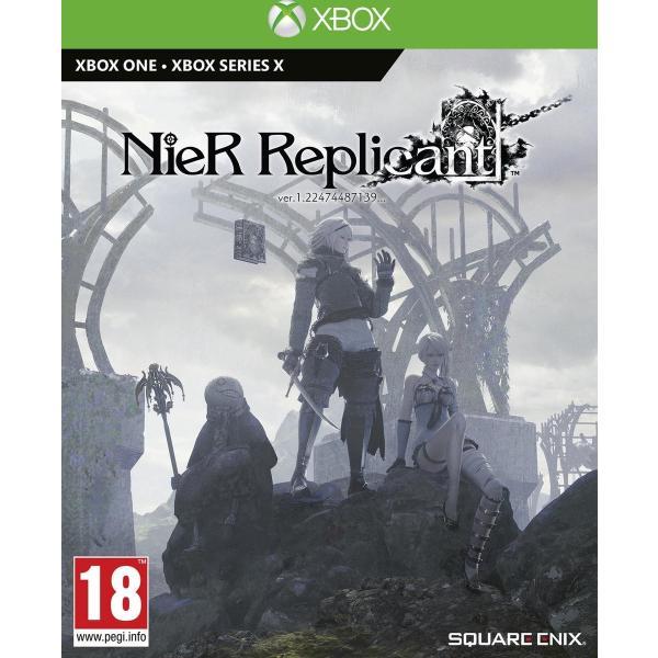NieRReplicantver.1.22474487139(輸入版)-XboxSeriesX