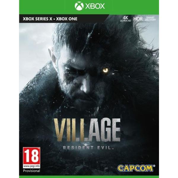 ResidentEvil:Village(輸入版)-XboxSeriesX