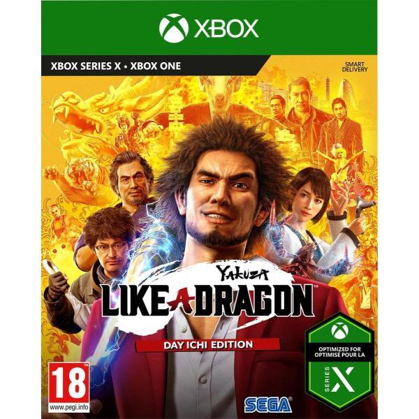 Yakuza:LikeaDragon-DayIchiEdition(輸入版)-XboxSeriesX