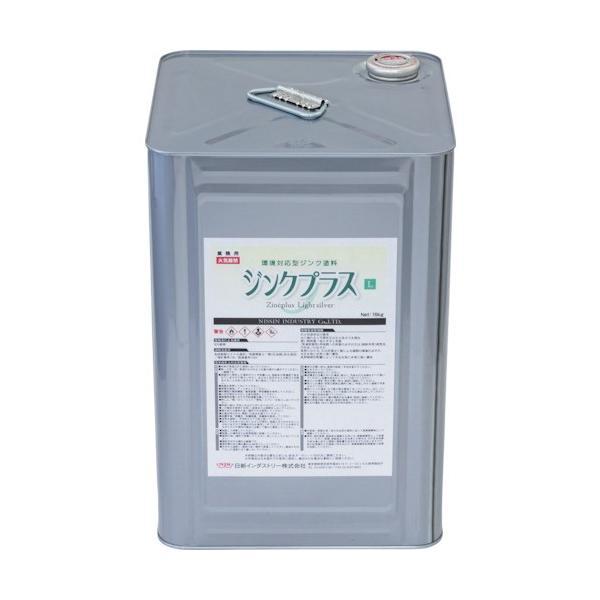【送料無料】NIS ジンクプラスL 16Kg ZL004 1缶【北海道・沖縄送料別途】