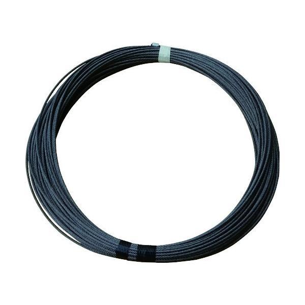 TKK BH−N320専用交換ワイヤロープ ワイヤロープ φ3.5×21M (メッキ) 3.5X21M BH-320 1本|ganbariya-shop
