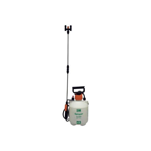 トラスコ中山(株) TRUSCO 蓄圧式噴霧器 4L TFT04L 1台【415-1003】
