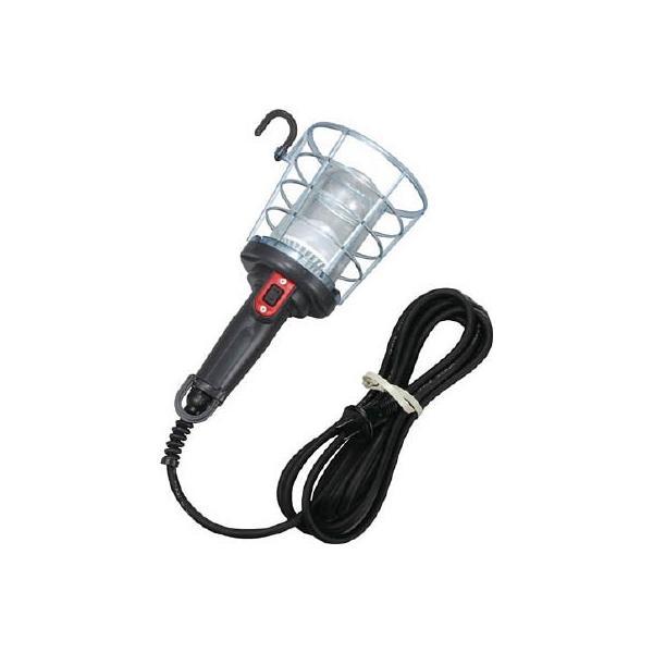 (株)ハタヤリミテッド ハタヤ 防雨型LEDケイ・ハンドランプ 7W電球形LEDハンドランプ 5m LEW-5 1台【421-6661】 ganbariya-shop