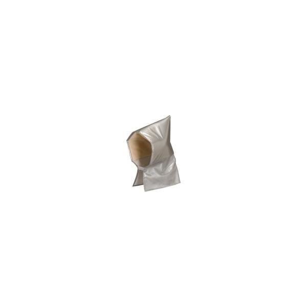アイリスオーヤマ(株) IRIS 防災頭巾 BZN−300 シルバー BZN300 1個【512-5413】