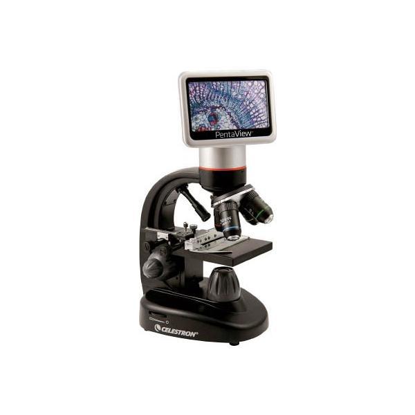 【送込】CELESTRON 液晶モニタ搭載LCDデジタル顕微鏡TETRAVIEW CE44347 1台【代引不可】【北海道沖縄送別】【お取り寄せ品】