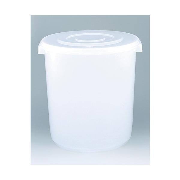 新輝合成(株) TONBO 漬物シール深25型 ナチュラル 01200 1個【779-1470】