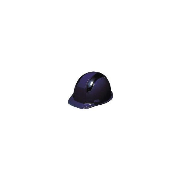 DICプラスチック(株) 安全資材 DIC A07−WV型ヘルメット 紺 A07-WV-KON 1台【795-3739】