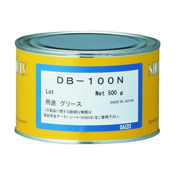 (株)ダイゾー ニチモリ DBペースト100N 500g 3002713 1缶【808-2230】