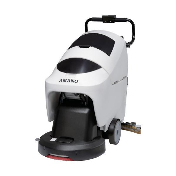 【送料無料】アマノ 自走式床洗浄機 クリーンバーニー EG−2aF EG2AF 1台【代引不可商品・メーカー直送】【北海道・沖縄送料別途】|ganbariya-shop