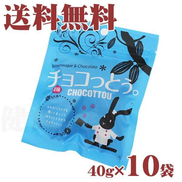 チョコっとう塩味 40g×10袋