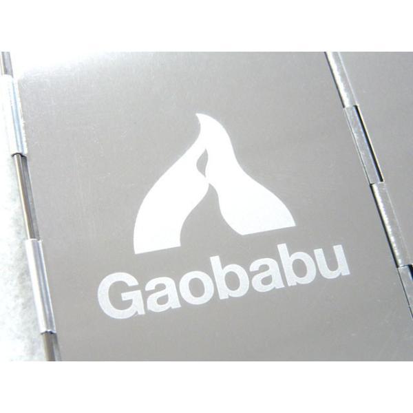 ガオバブ(Gaobabu) Gaobabuパネル風防コンパクト(ウインドスクリーン) 9枚タイプ