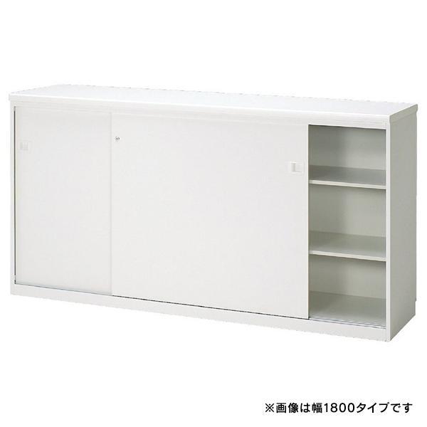 受付ハイカウンター 引違い戸タイプ  PLUS DK 1200mm ホワイ ト送料無料 設置まで|garage-murabi|02