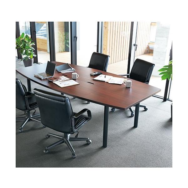 応接 会議室5点セット【チェアGSX100】オフィス用 応接セット 会議室に GZPLT-1690DB GSX100 GSX-100|garage-murabi|08