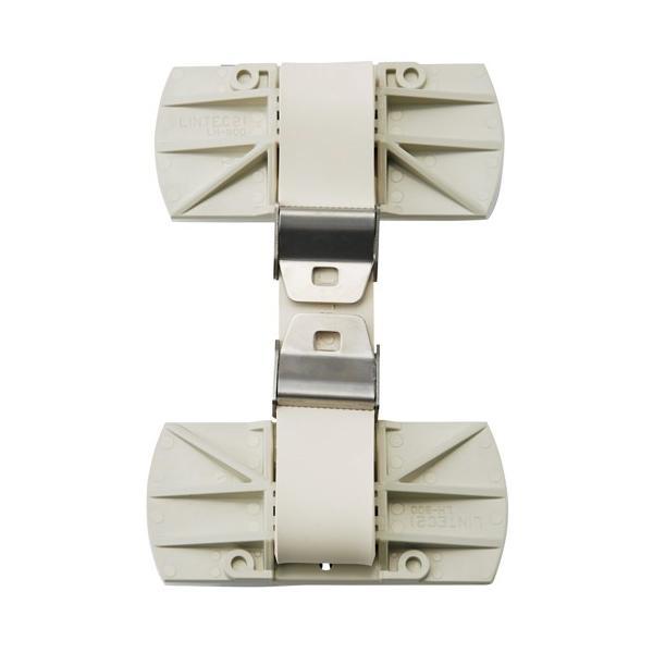転倒防止 キャビネットホルダー LH-801GLP 宅配ボックス 宅配ロッカーに 1個/1セット 送料無料|garage-murabi