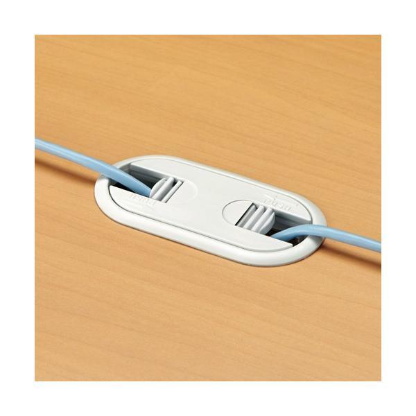 ハイテーブル KHH-0909-WH ホワイト リフレッシュテーブル 900×900 H1000 送料無料|garage-murabi|06