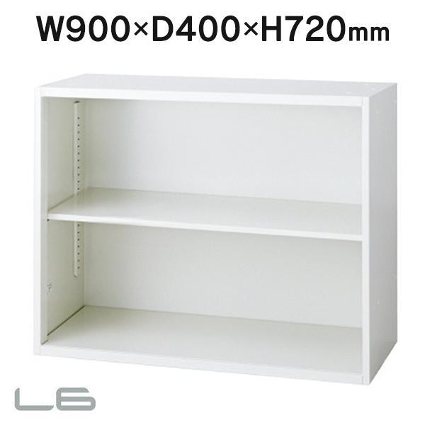 D450スチール保管庫 プラス オープン保管庫 L6−70E W4 W900・D450・H720 安心設置までサービス エルロク garage-murabi