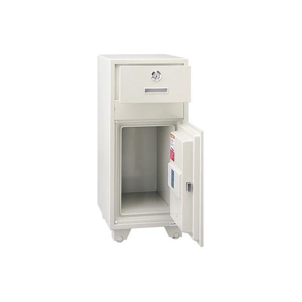 安心・設置まで/ 投入式耐火金庫 【設置迄無料】80kg エーコー 夜間金庫・ PD-20PP  PD-20 即納目標 |garage-murabi|02