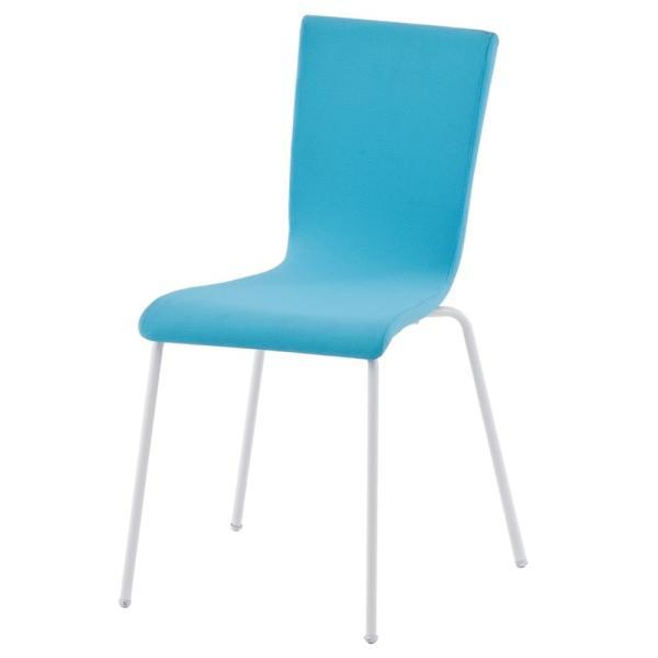 キャスター付テーブル/椅子4脚セット RFCTT-WL1680 送料無料 ミーティングテーブルセット 4人|garage-murabi|06