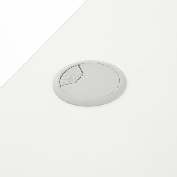 [Jシリーズ] 木製 受付カウンター ローカウンター幅W1800・奥行D600 3色  OAローカウンター 配線機能付き RFLC2-1860M|garage-murabi|04