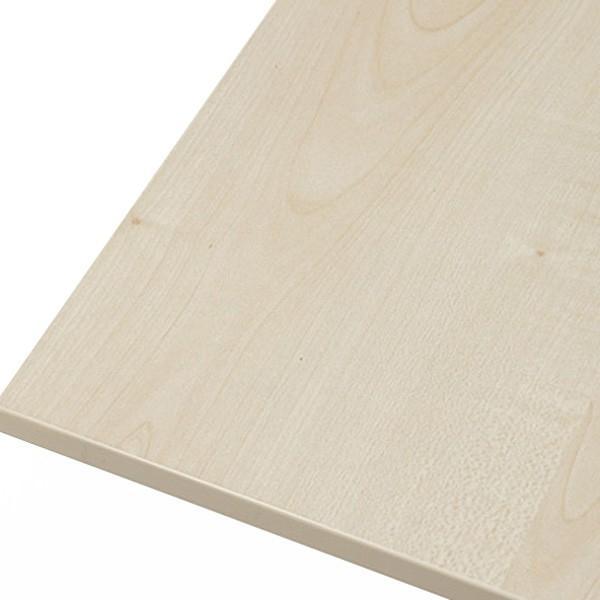 在庫切:角テーブル RFRT-800SN (木目) カフェスペース 角型テーブル リフレッシュテーブル J337998|garage-murabi|02