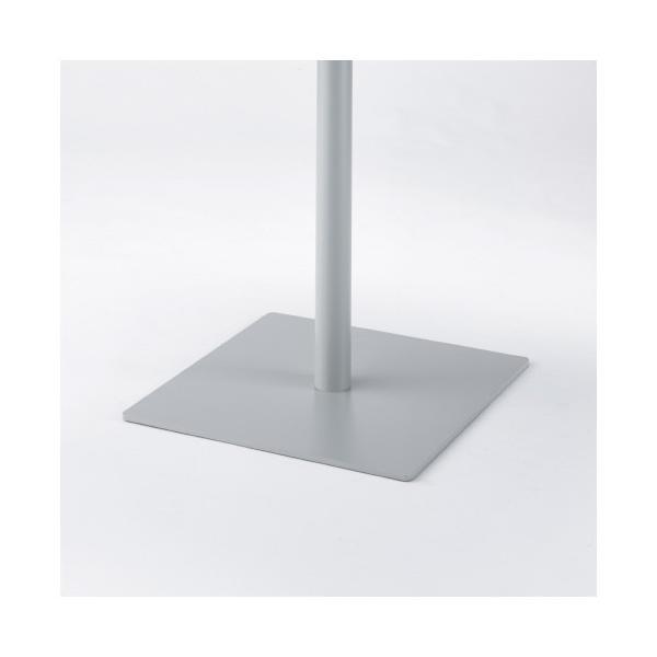 在庫切:角テーブル RFRT-800SN (木目) カフェスペース 角型テーブル リフレッシュテーブル J337998|garage-murabi|03