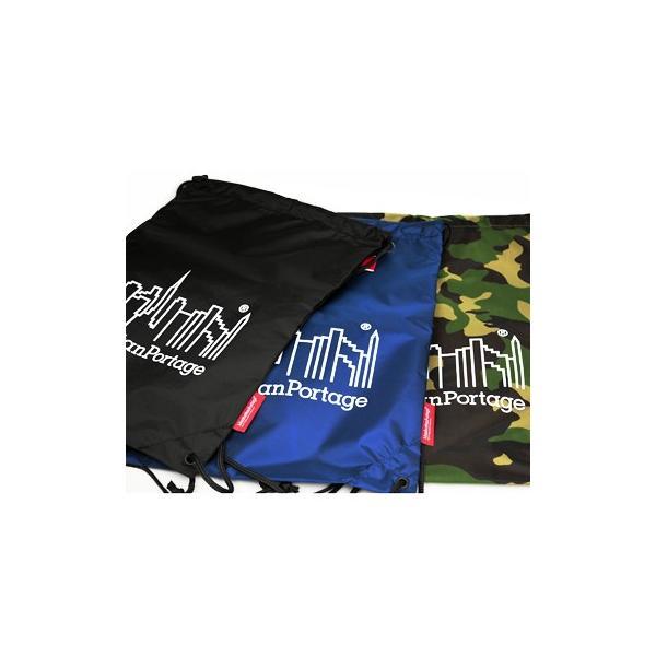マンハッタンポーテージ ナップサック リュック Manhattan Portage CORDURA Lite Collection Drawstring Bag メール便※代引き送料別