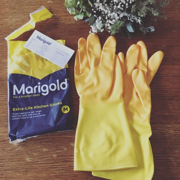 Marigold マリーゴールド  ゴム手袋 キッチン用 Mサイズ/Sサイズ クリックポスト対応 garagesale 04