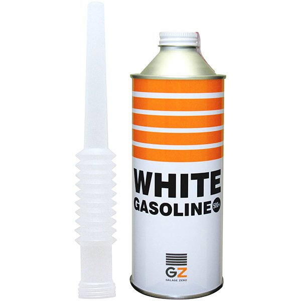 ガレージ・ゼロ PURE WHITE ホワイトガソリン 500ml アウトドア燃料
