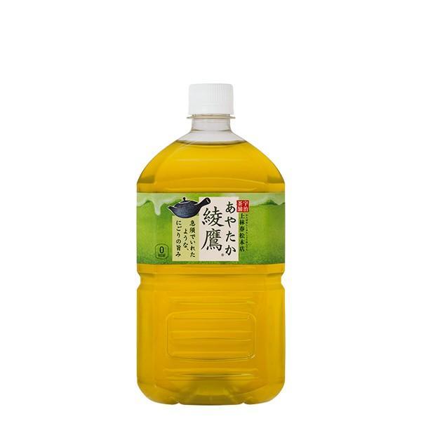 綾鷹 1000ml 36本 3ケース 送料無料 ペットボトル コカコーラ 緑茶 cola garakei 02